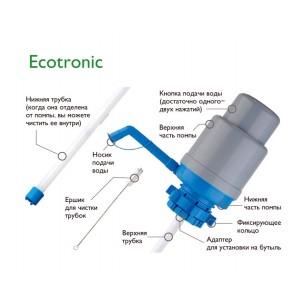 Помпа механическая Ecotronic Classic