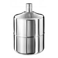 Бутыль металлическая 19л, , 212.77 руб., Бутыль металлическая 19л, , Аксессуары