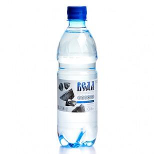 Кремнёвая вода «ВЕДА» 0,5л